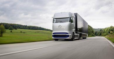 Hydrogen truck