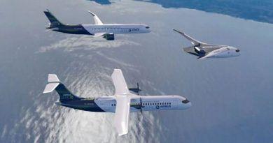 Airbus hydrogen planes