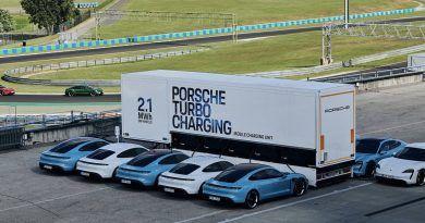 Porsche charger