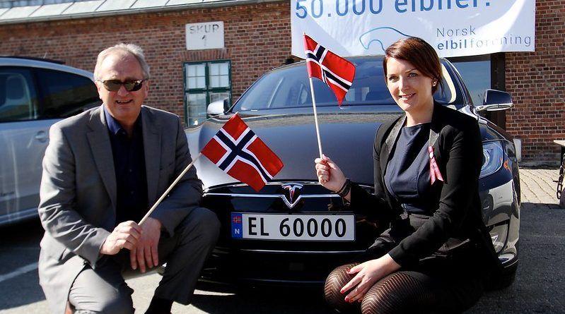 Norway electric vehicles