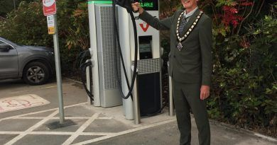 Oswestry charging