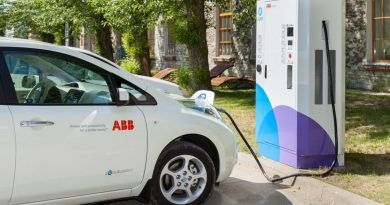 ABB charging