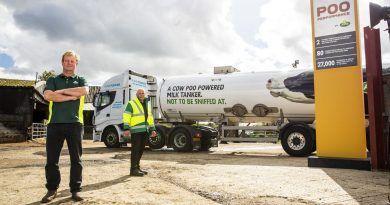 Arla biofuel