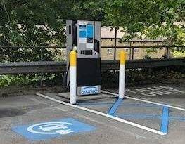 Calderdale charging points