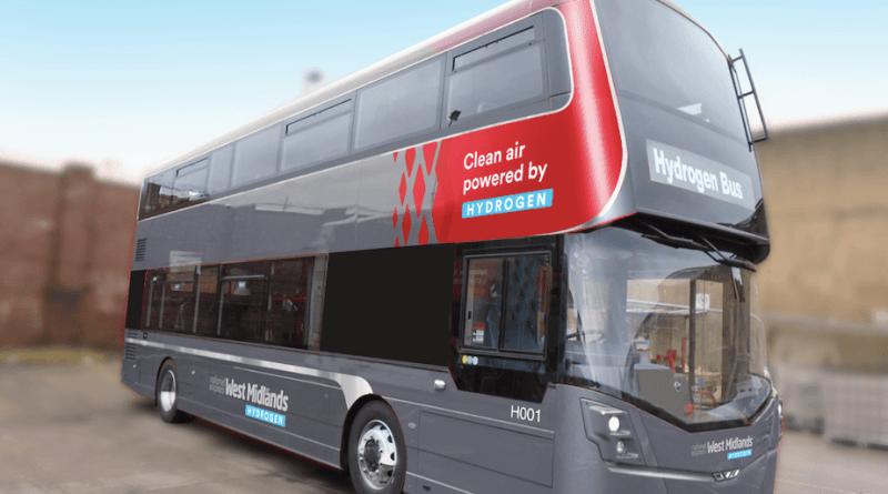 Birmingham hydrogen buses