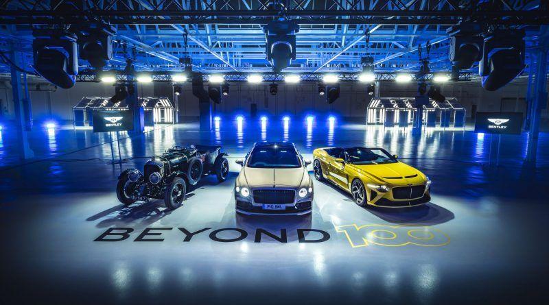 Beyond 100 Bentley