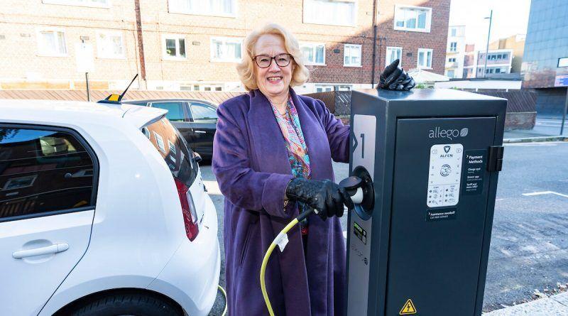 Newham councillor charging