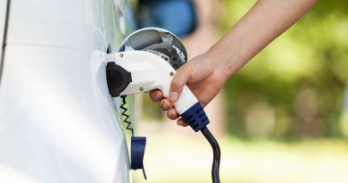 First-of-its-kind EV charging point in North Wales