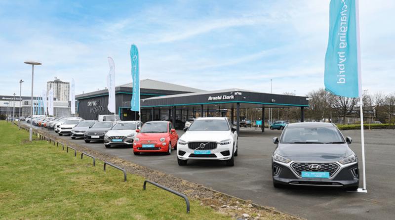 Arnold Clark opens alternative fuel innovation centre