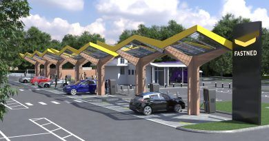 Europe's most powerful electric vehicle charging hub heading to Oxford
