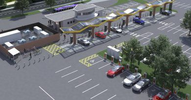 Europe's most powerful electric vehicle charging hub coming to Oxford
