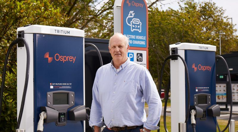Osprey appoints Alex Bamberg to Director role