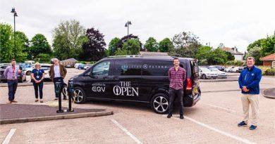 149th Open to deliver electric vehicle charging infrastructure across Dover