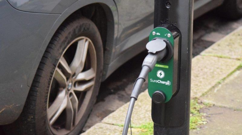 FM Conway's SureCharge to self-deliver EV charging across London