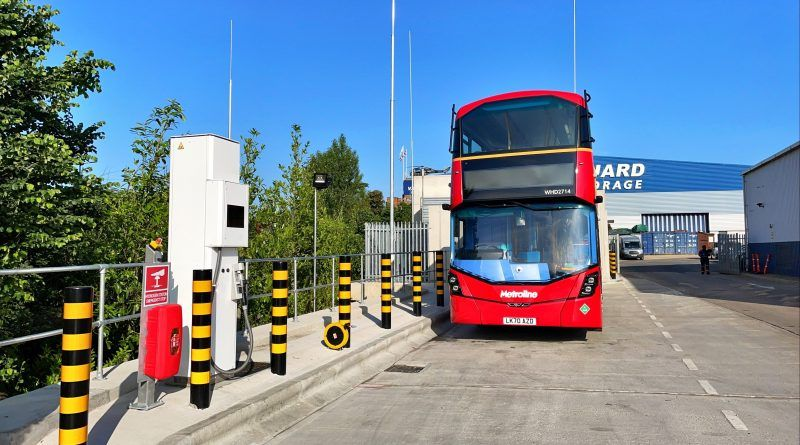 Linesight and Nel collaborate on hydrogen fuelled bus programme