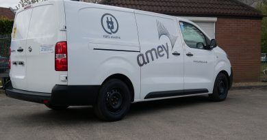 Amey continues to gear up for a green fuel future