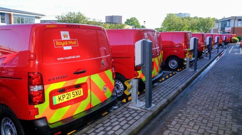 Royal Mail set to add 3,000 electric vehicles to UK fleet