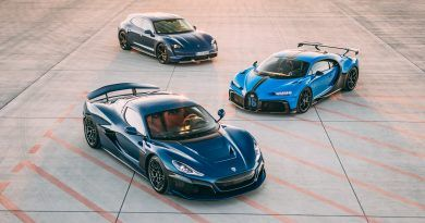 Rimac Automobili to merge with Bugatti supercars business in quest for EVs