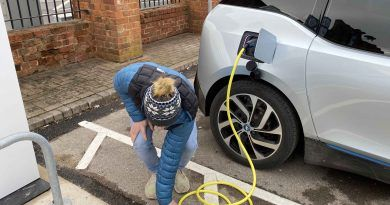OZEM and Innovate UK fund research into accessible EV charging point
