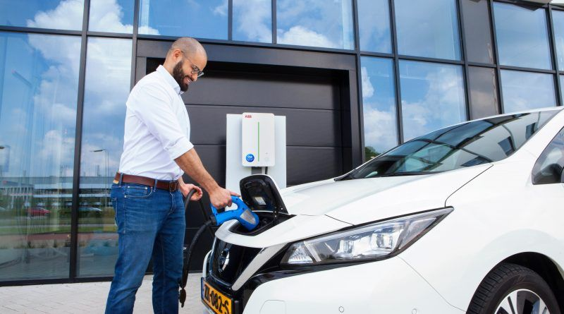 EDF and Nissan launch commercial V2G service for EV fleets