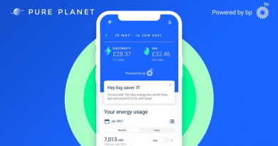 Pure Planet and bp launch digital carbon-information service