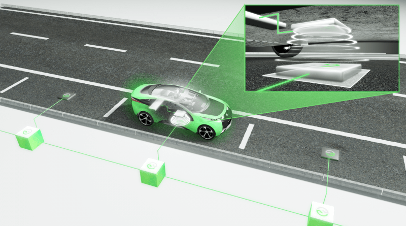 Testvolt joins with Stercom to accelerate inductive charging for EVs