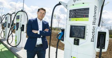 GRIDSERVE Electric Highway to revolutionise EV charging across the UK