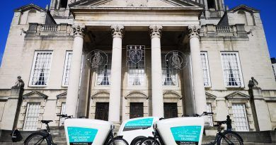 Electric-cargo bikes boost sustainable deliveries in West Yorkshire