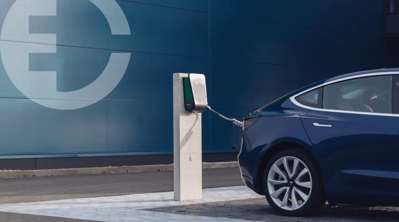 EVC win award for Best Commercial EV Charging Provider