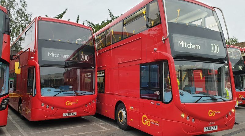 UKPN completes new cable istallation at Merton bus garage