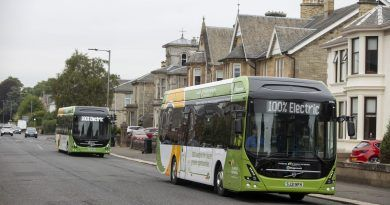 SP Energy Networks and Stagecoach launch six electric buses