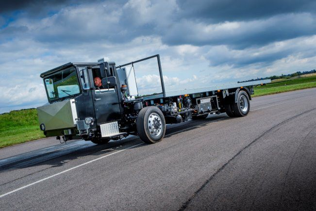 Volta Trucks reveals first real-world trials of prototype