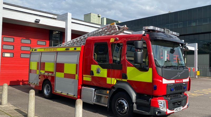 New hydrogen fire engine research study begins