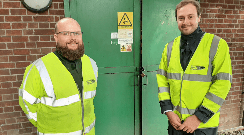 New tech to boost reliability of power supplies installed across South East and London