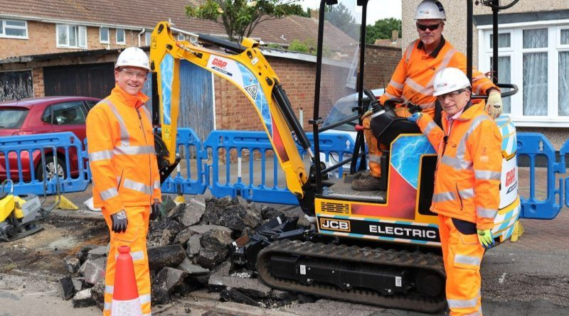 Innovative electrical equipment trialled by Essex Highways