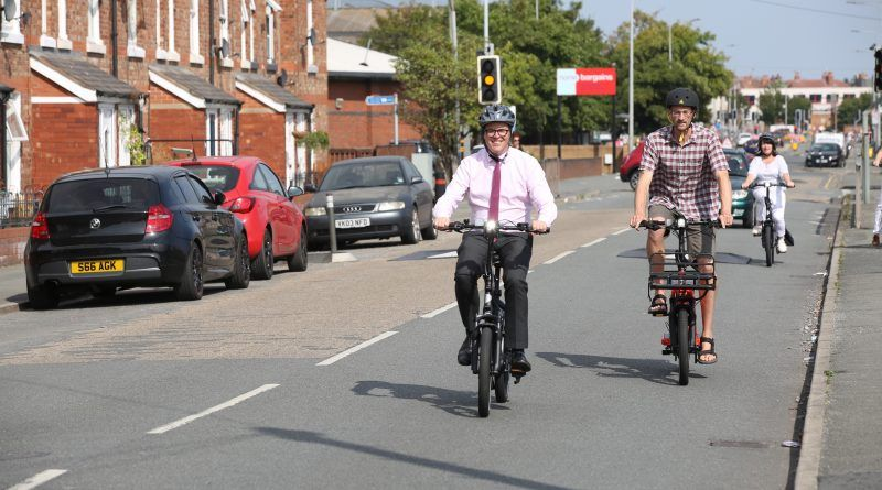 Welsh government funds £1m electric bike pilot scheme