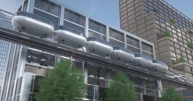 Driverless, zero-emission mass transit technology is launched
