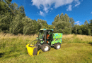 New low emission multi-purpose highway maintenance machine launched by Multevo