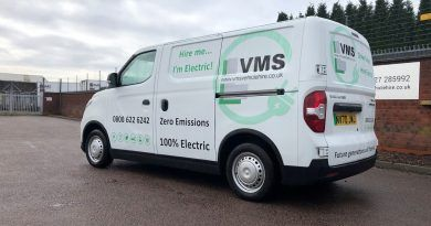 MAXUS deliver 1000th vehicle to VMS Fleet Management